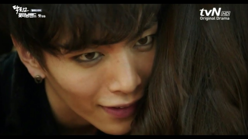 Клип к дораме Заткнись и играй| Чжу Бен Хи и Су А | ~ я засыпаю с мыслью о тебе