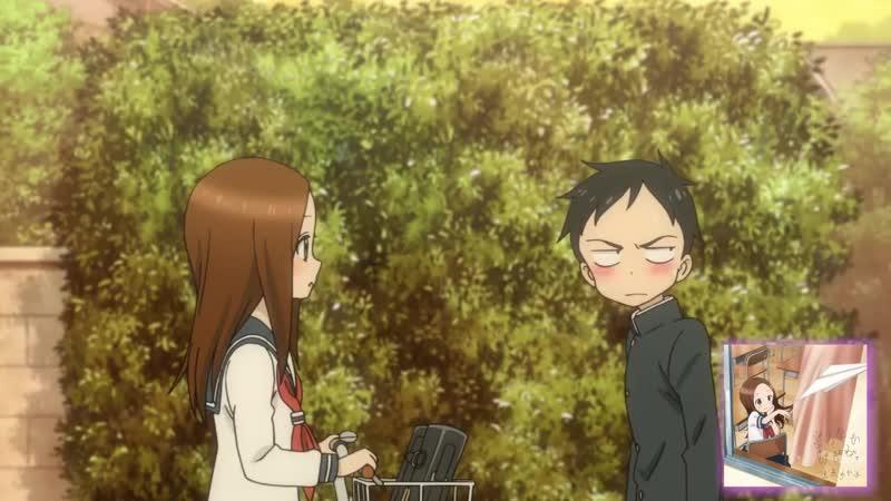 アニメ PV - 『Karakai Jouzu no Takagi-san S2』 Teaser trailer