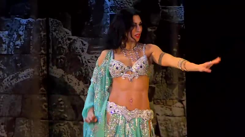 Ya dali ya rohi belly dance by Amira Abdi