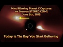 Planet X News - Mind Blowing Planet X Captures as Seen on STEREO COR-2 June 9th, 2019