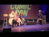 Chilling Adventures of Sabrina Panel Wales Comic Con April 2019 Airlim