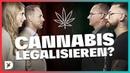 Freies Kiffen für alle Ist die Cannabis Legalisierung überfällig DISKUTHEK