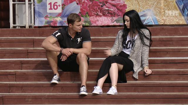 ДОМ-2 Город любви 4120 день Вечерний эфир (21.08.2015)
