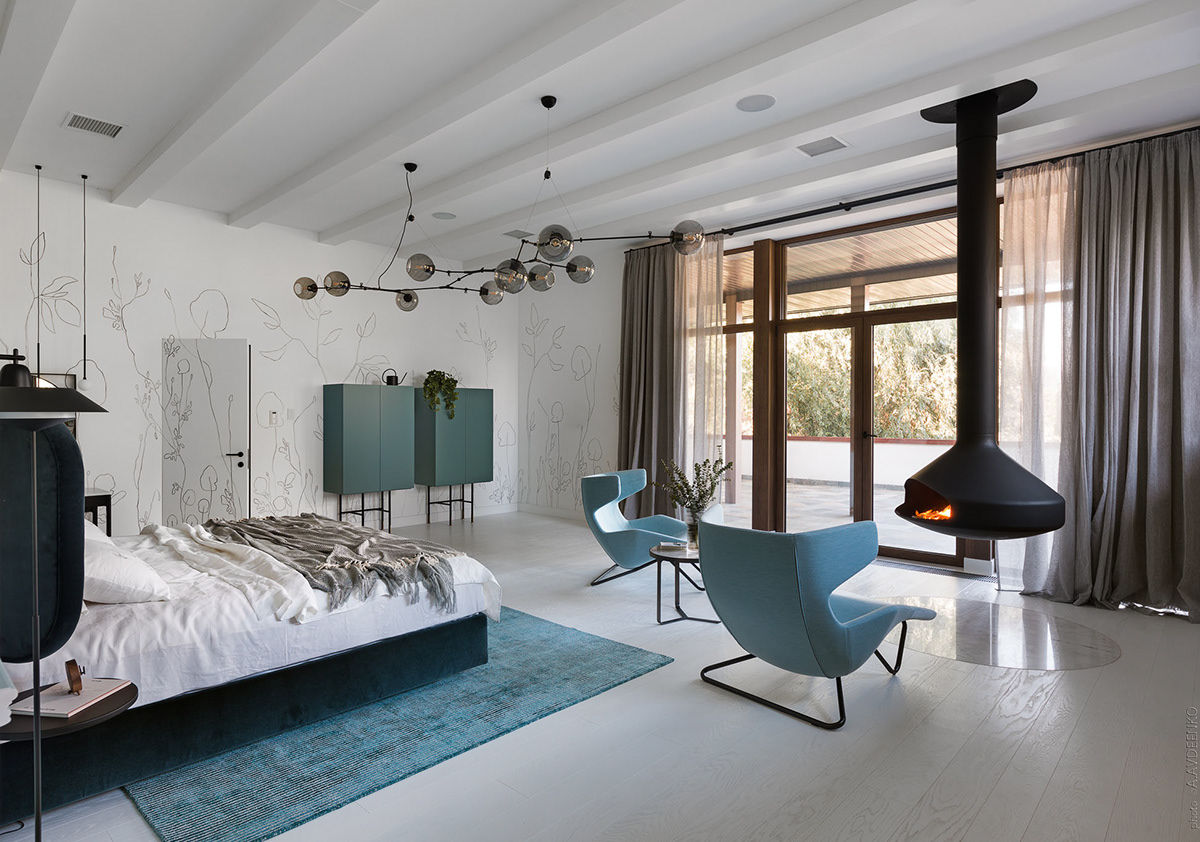 A HOUSE BY THE RIVER by 2go Design Studio || 02