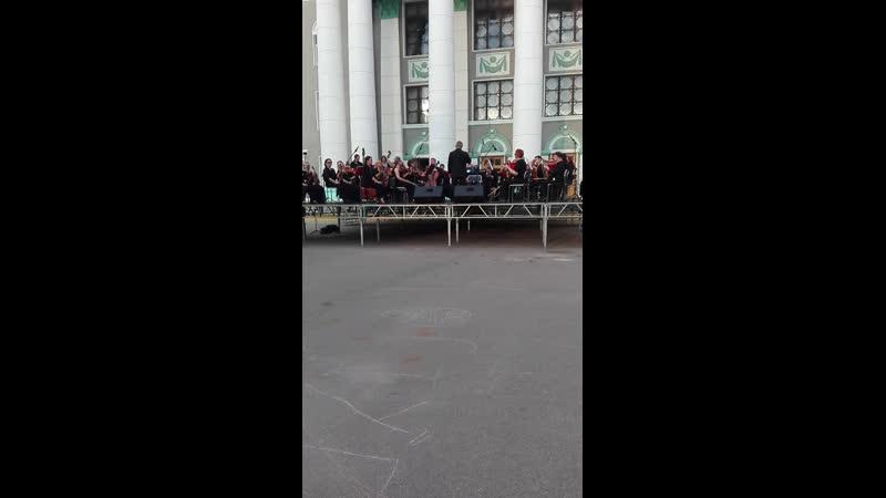 Концерт в Ступино кавер хор
