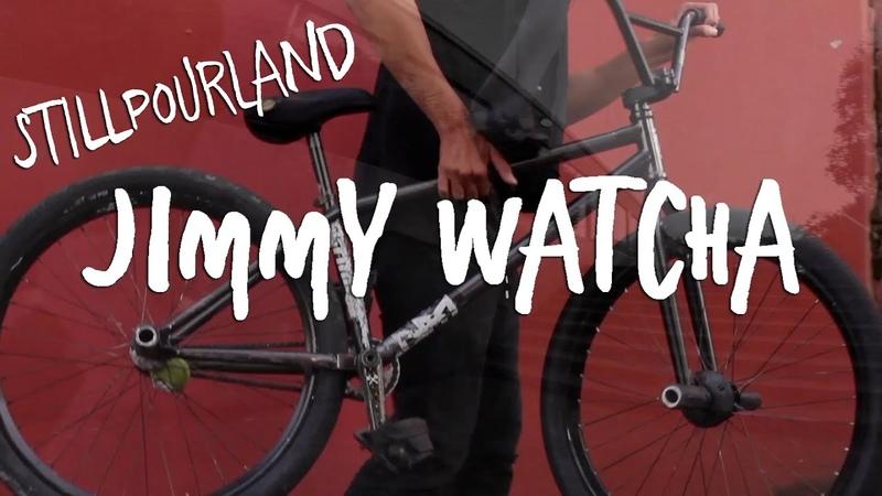 Jimmy Watcha - StillPourLand Section - Fixed Gear Portland