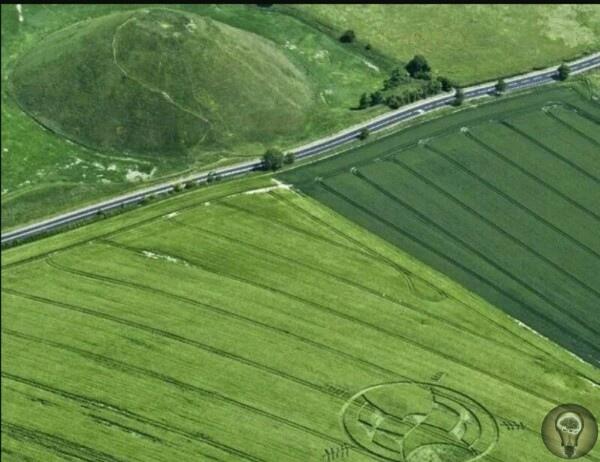 Загадка Силбери-Хилл: зачем люди построили этот огромный курган 5 тысяч лет назад