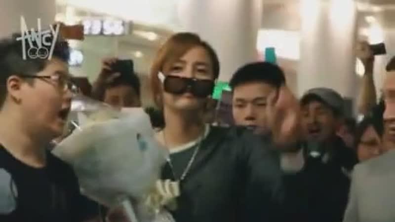 2012.06.11-12 JKS at Changsha-Shanghai airports