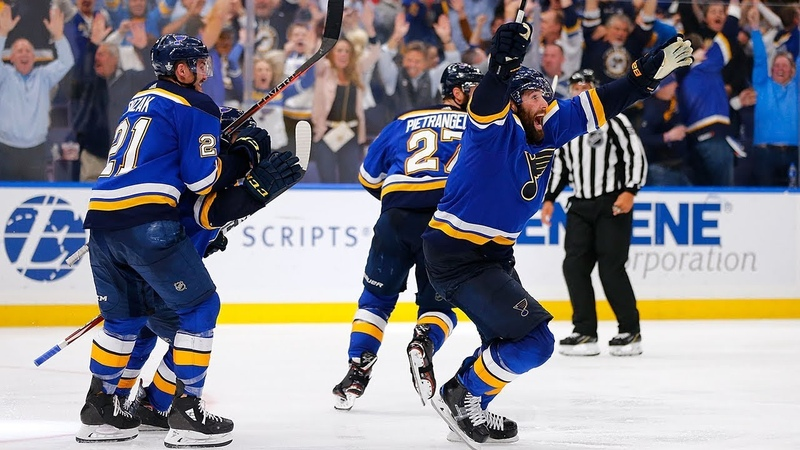 Pat Maroon sends Blues to WCF with Game 7 double overtime winner