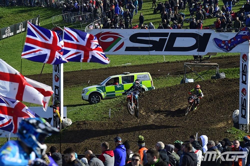 MXGP 2019, этап 2 - результаты Гран При Великобритании