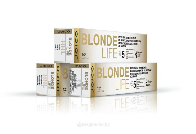 Перманентные красители Blonde Life JOICO
