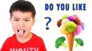 Do You Like Broccoli Ice Cream Super Simple Song