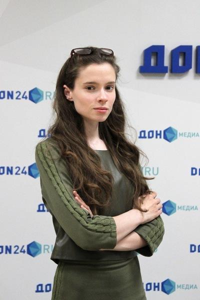 Анастасия Рычагова