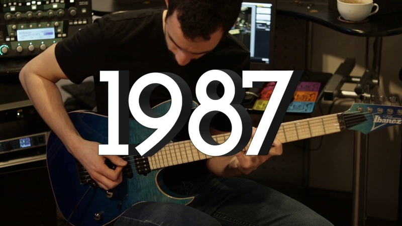 Great Guitar Solos A trip in the 80's Part 2 (1984-89)