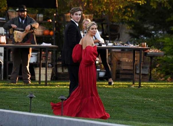 СМИ: Дженнифер Лоуренс и Кук Марони поженились