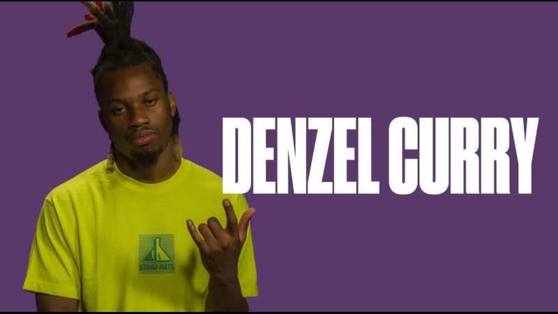 Denzel Curry интервью для The FADERs.