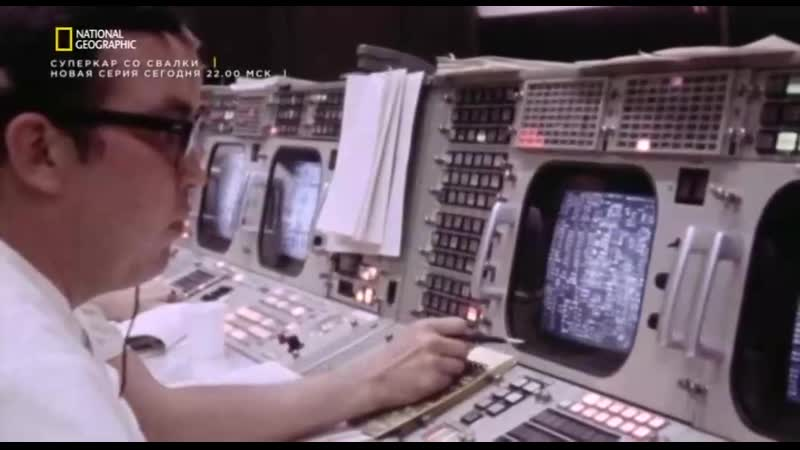 Аполлон: Лунная миссия 2 часть / Apollo: missions to the moon (2019)
