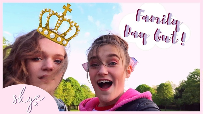 Family Day Out! Vlog 2   Skye
