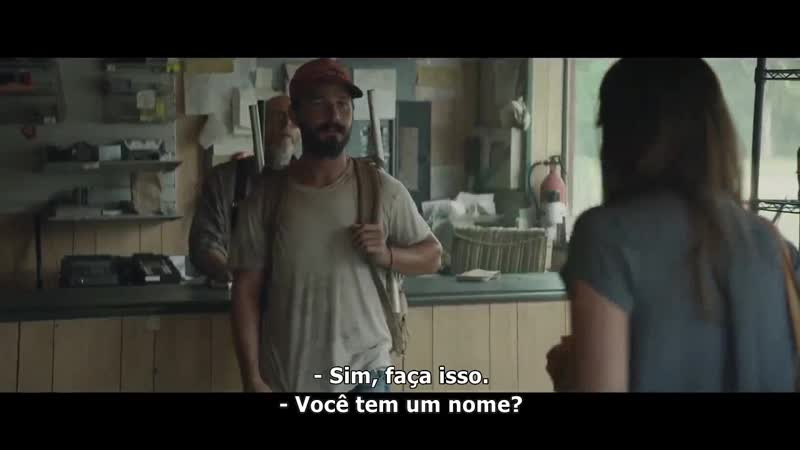 LEGENDADO Cena de The Peanut Butter Falcon novo filme de Dakota Johnson.mp4