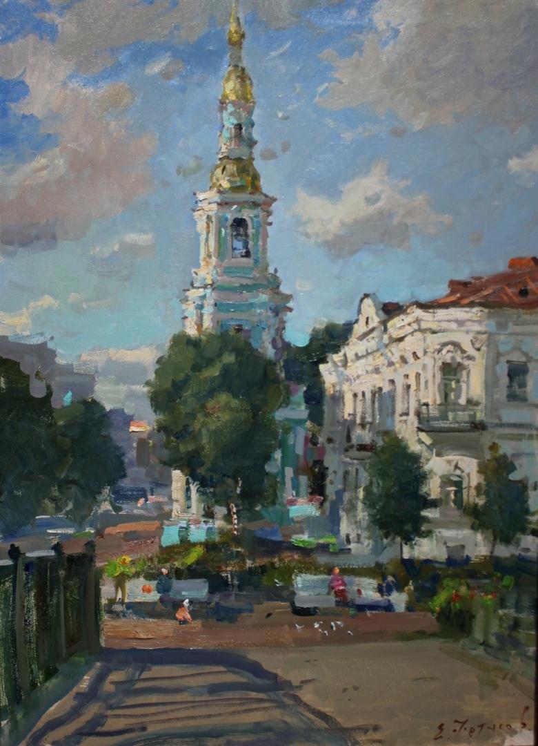 Фетисов Евгений Васильевич