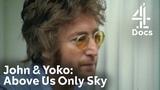 Conversation between John Lennon &amp Vietnam Vet Who Came to His Home John &amp Yoko Above Us Only Sky