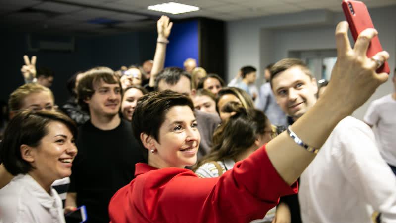 Мастер-класс с бизнес-тренером Галиной Кушнаревой