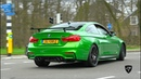 BMW M4 F82 Coupe w/ M-Performance Exhaust! SOUNDS!