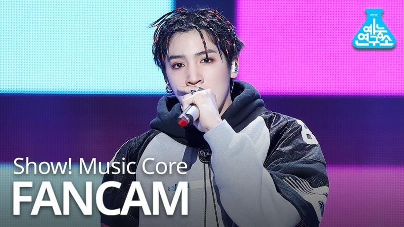 [예능연구소 직캠] WOOSEOK X KUANLIN - I'M A STAR (WOOSEOK), 우석X관린 - 별짓 (우석) @Show Music core 20190316