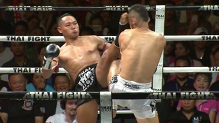 THAI FIGHT PHUKET 2019 Saenchai (Thailand) VS Firdavs Boynazarov (Uzbekistan)