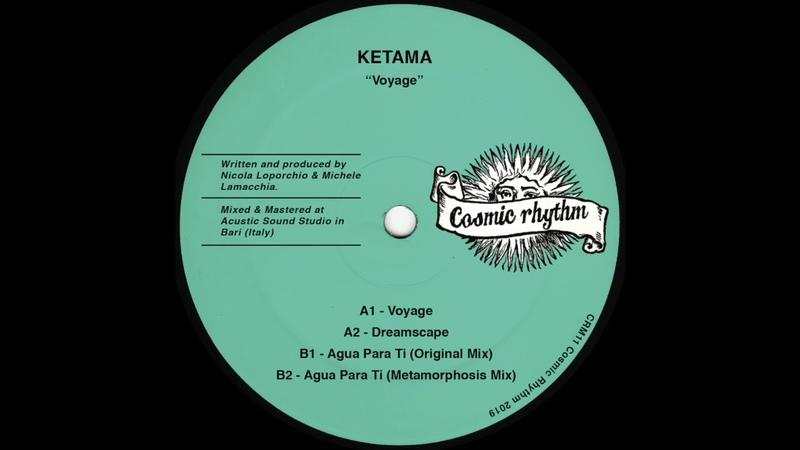 KETAMA - Dreamscape