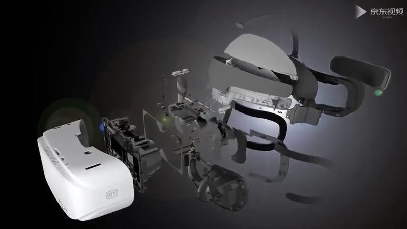 VR-magazine | @NewsVR: Китайская компания iQiyi представила VR гарнитуру за 300$