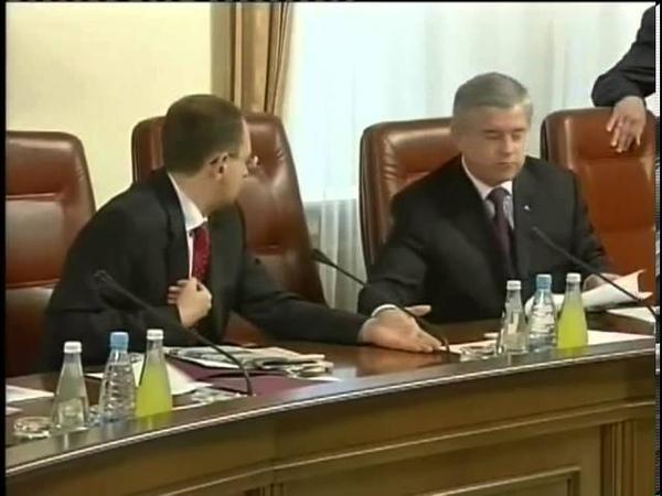 Криминальная оккупация Украины 2007