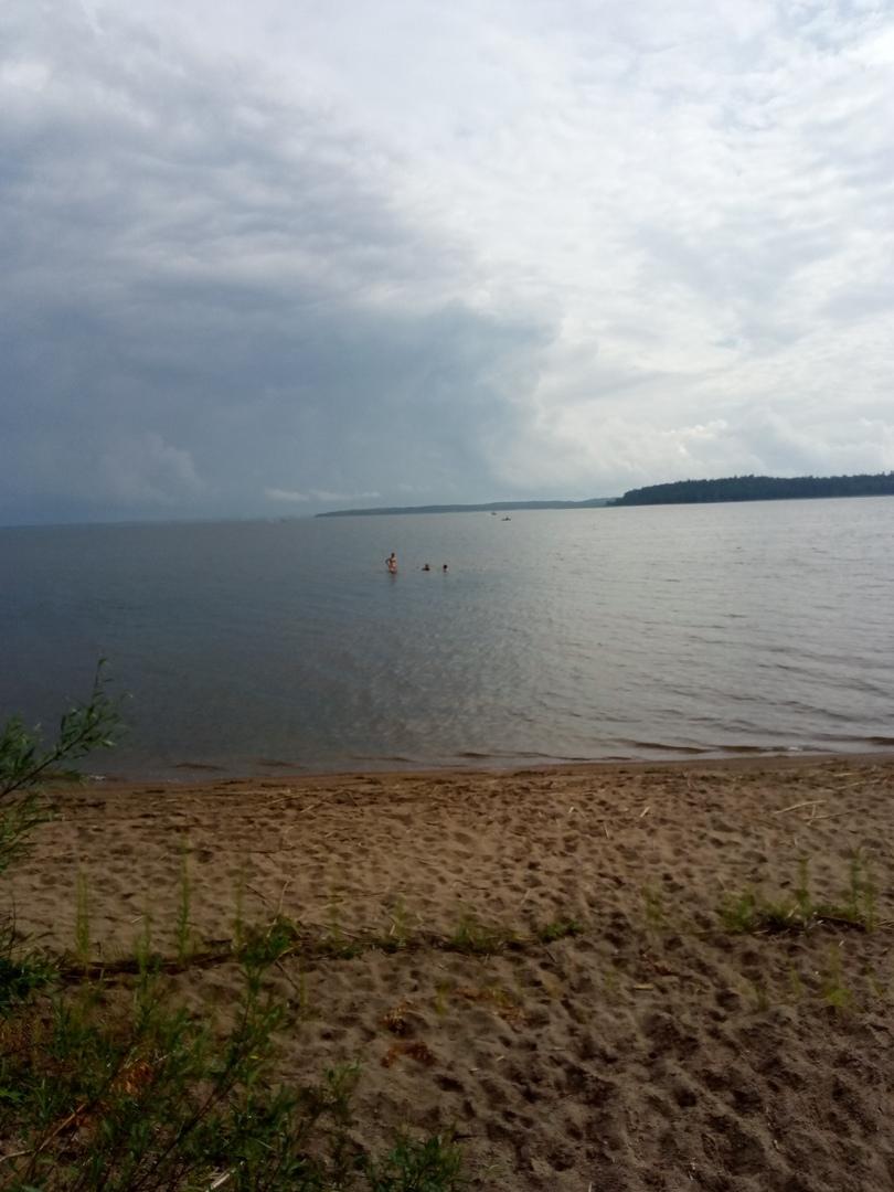 Вода теплая. Подождите загрузки картинки!