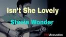Isn't She Lovely (Stevie Wonder) RM Acoustics /guitar/by Spyros