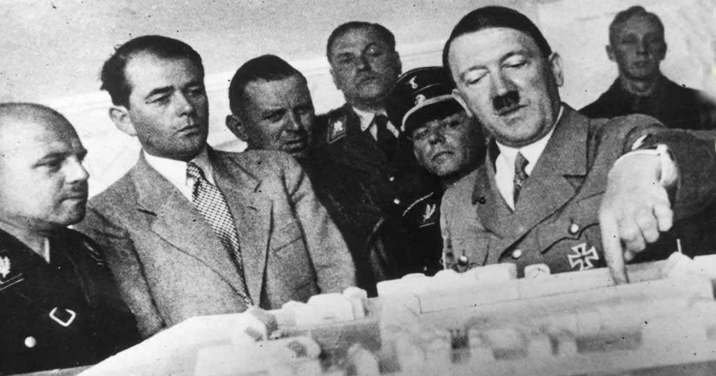 Гитлер и его план