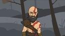 God of War 4 ВНАТУРЕ - Мульт-пародия по игре