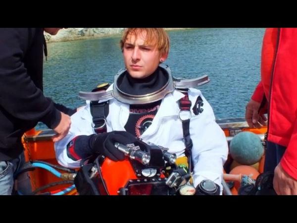 CIR-DEEP-SEA DIVING HELMETS