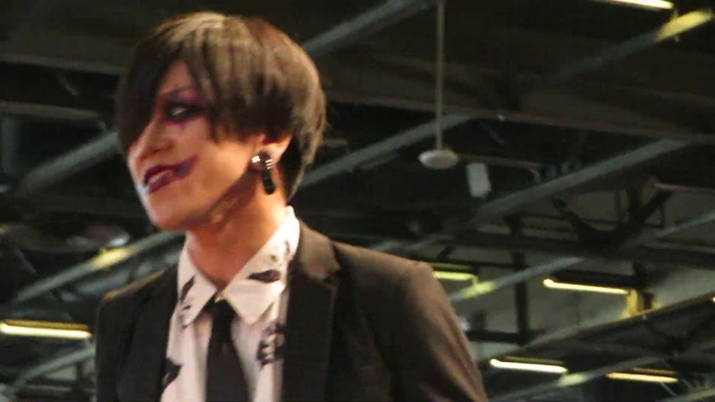 DADAROMA YOSHIATSU よしあつ SCREAMING ARE YOU READY LIVE IN PARIS @ JAPAN EXPO 2019 07 07 4TH DAY