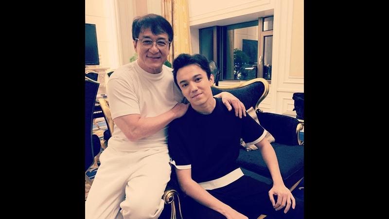 Dimash Kudaibergen Datong Jackie Chan Димаш Кудайберген Кинофестиваль Джеки Чана