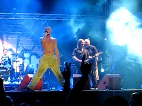 Clawfinger - Do What I Say (Live at Spirit of Burgas 2009)