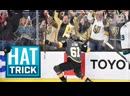 Mark Stone records first career hatty to lead Golden Knights to Game 3 win
