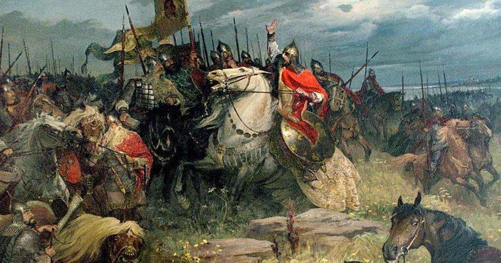 Бой в Великой Степи