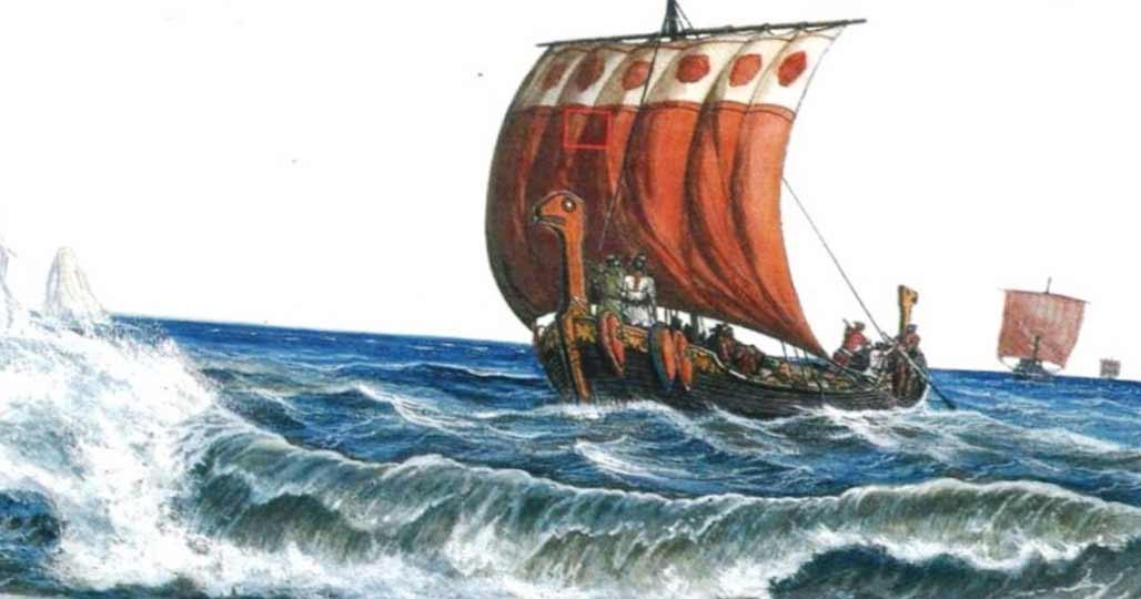 Флот в походе