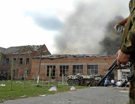 Теракт в Беслане - ужас, который не забудется никогда