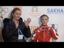 🥈 Алёна Канышева / Alena Kanysheva - Children of Asia Games - Ladies FS - 15.02.2019 - Sakhalin