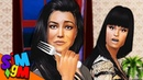 Nicki Invites Kourtney Kardashian to Dinner (Diva House)