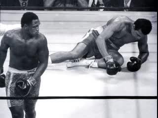 Величайший нокдаун в истории бокса | muhammad ali - joe frazier