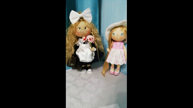 Live Катины Интерьерные куклы Екатеринбург