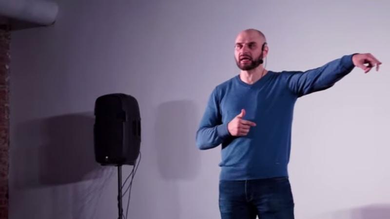 Через практику насилия к свободе от него Константин Лысенко TEDxBolshayaSadovayaStreet