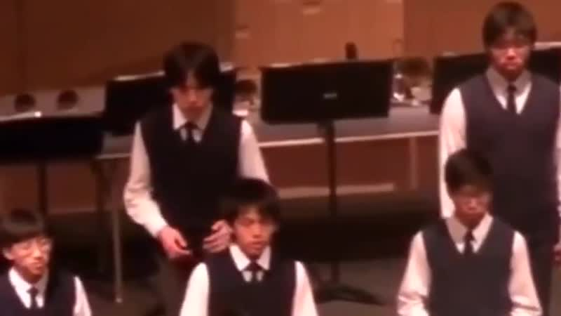 [Pre- debut] St. Mary's MSHS Spring Choral Concert - 04.26.18 남도현 -